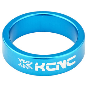 "KCNC Headset Spacer 1 1/8"" 10mm blau"